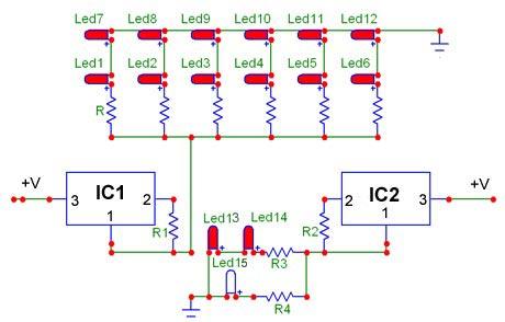 Светодиодный стоп-сигнал